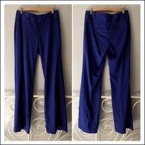 Banana Republic Cobalt Blue Pants (NWOT)